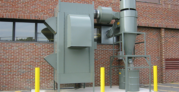 Venting Contaminated Air | AGET Manufacturing